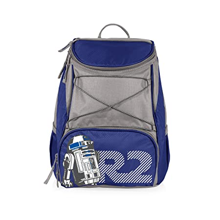 Lucas Star Wars R2D2 PTX Backpack Insulated Cooler Backpack, by Picnic Time