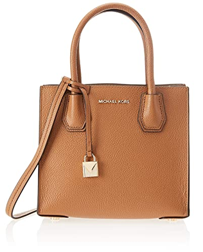 8a6ca6776f12 Michael Kors Womens Mercer Tote Brown (ACORN)  Amazon.co.uk  Shoes ...