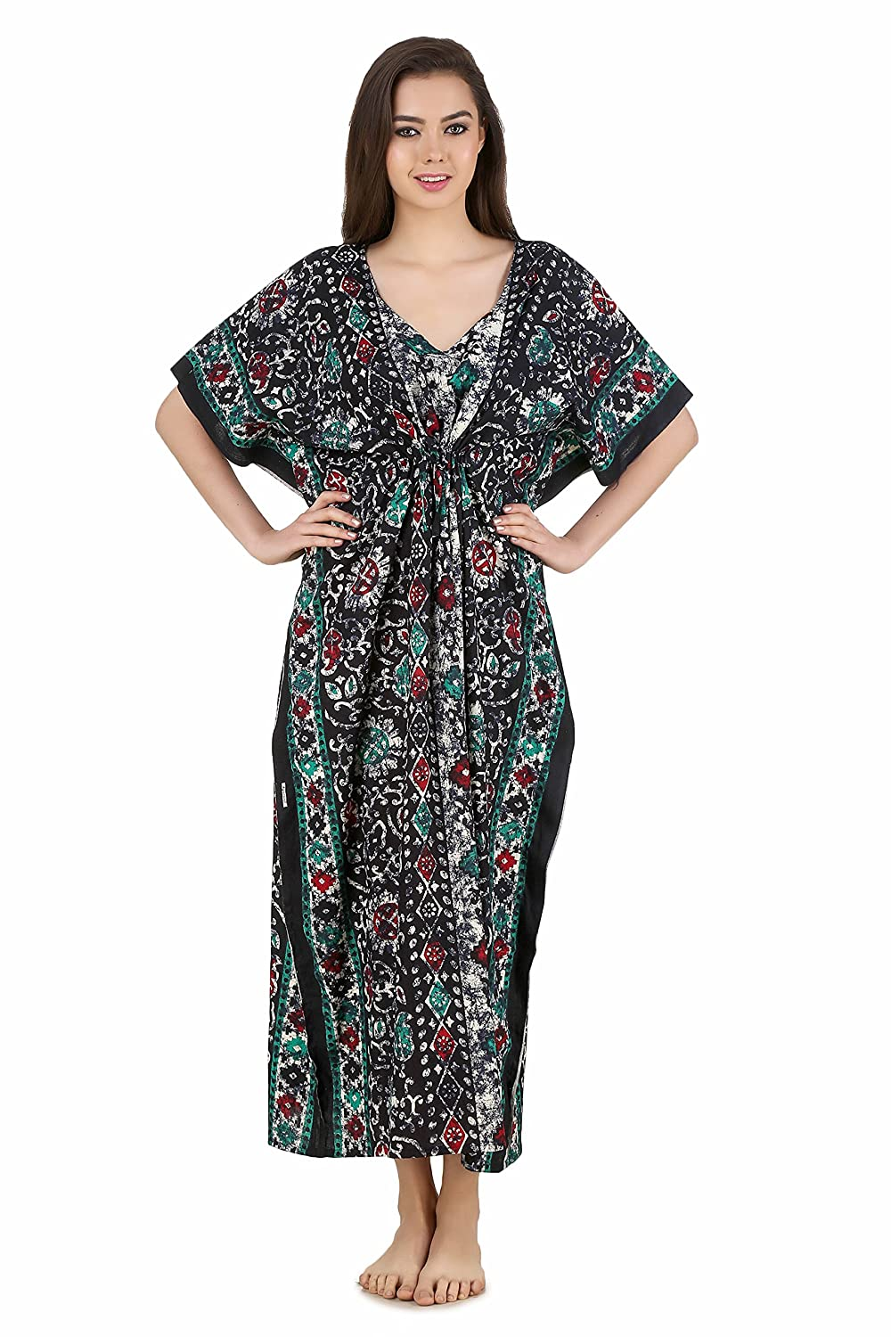 Women's Cotton Kaftan