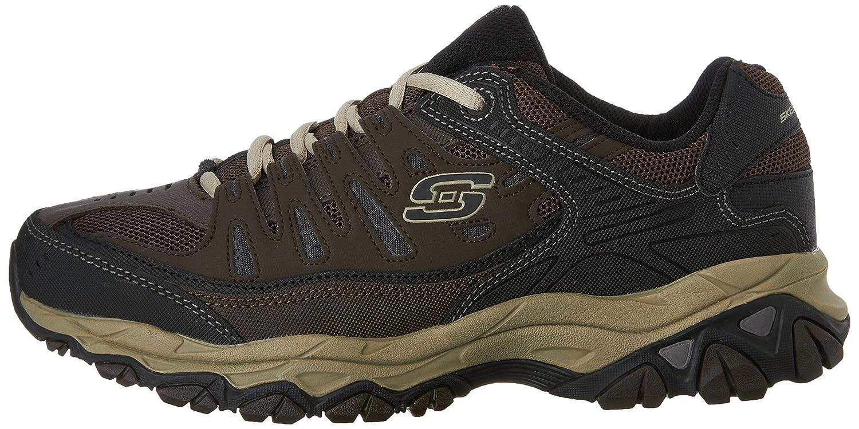 Skechers-Afterburn-Memory-Foam-M-fit-Men-039-s-Sport-After-Burn-Baskets-Chaussures miniature 33