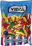 Vidal Dedos Surtidos Brillo Golosina - 1000 gr - [pack de 2]