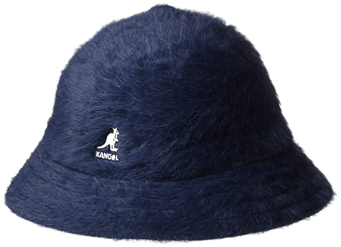 588f4c34 Kangol Men's Furgora Casual, an Old School, Classic Bucket Shape, Navy (X