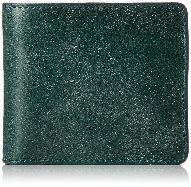 [グレンロイヤル] 二つ折り財布 HIP WALLET WITH DIVIDER 03-6171 B078FHF4FMボトルグリーン
