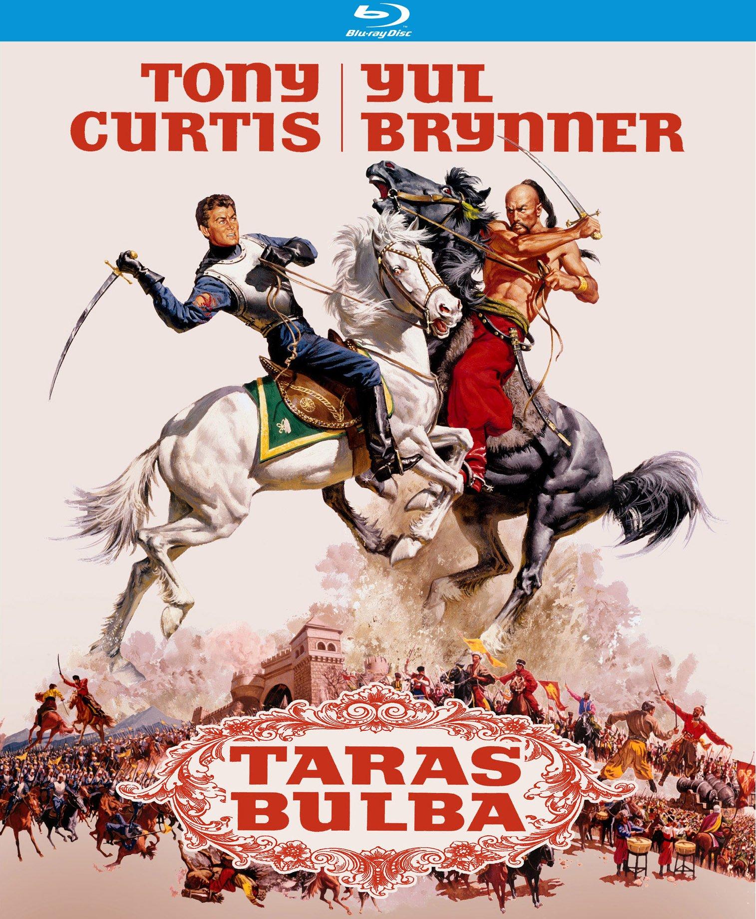 Blu-ray : Taras Bulba (Subtitled)