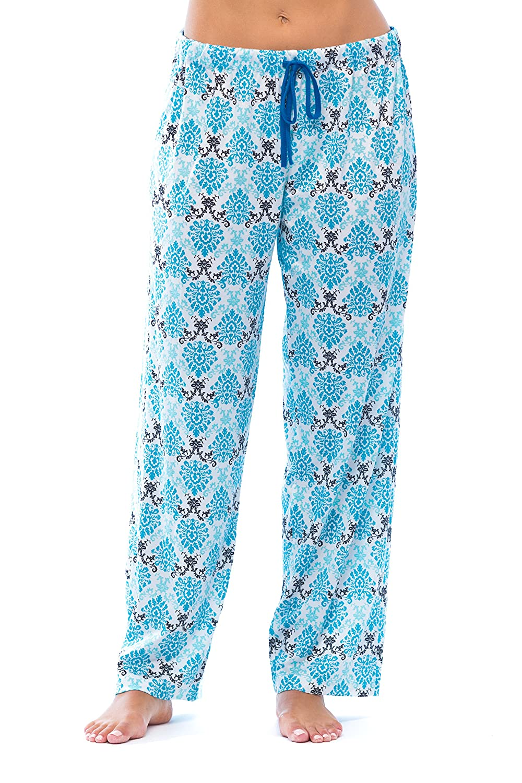 Just Love Silky Soft Women Pajama Pants With Stretch PJS Sleepwear