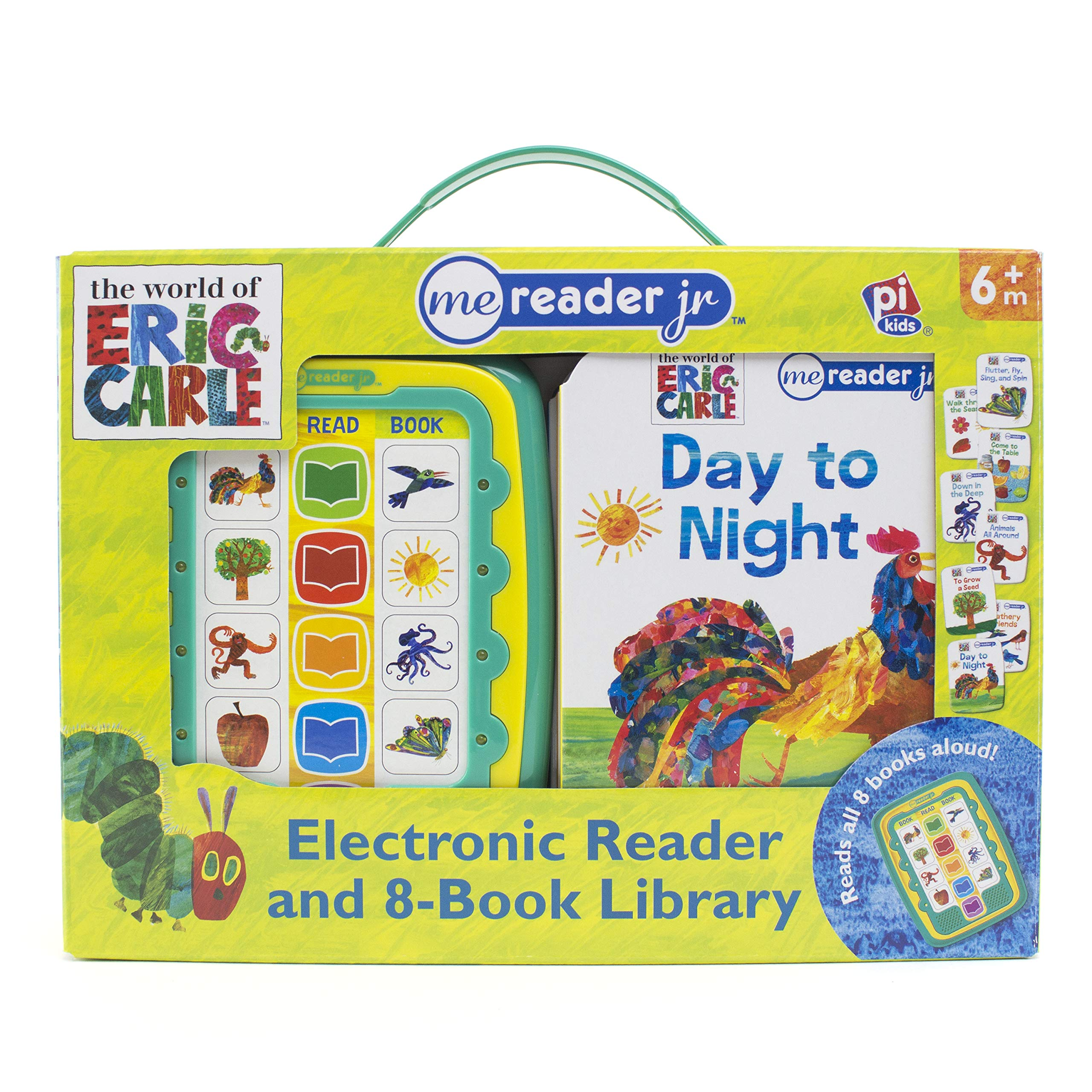 World Carle Reader Junior Library product image