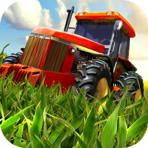 Play Village Car - Fun 3D Tractor Driving Game