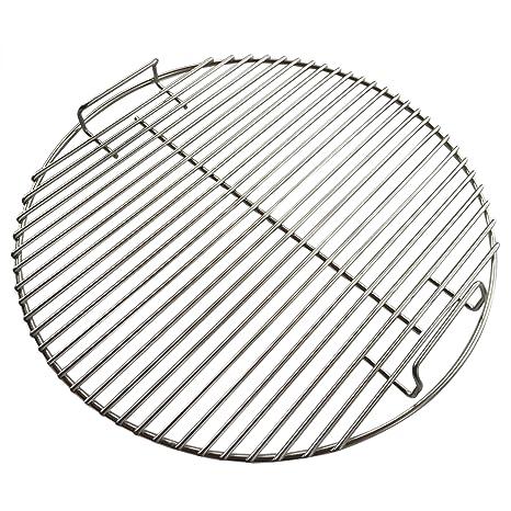 Resistente rejilla de acero inoxidable para 18, 5 cm ...