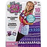 Cool Maker - Sew Creative Fabric Kit, BONUS Skirt Project (Packaging May Vary)