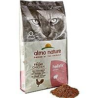 Almo Nature Holistic Kitten droogvoer voor katjes met verse kip 12 kg