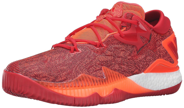 adidas performance degli uomini crazylight slancio basso 2016 basket scarpa