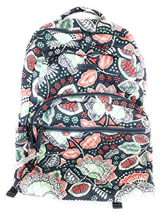 6b0e217f2cb1 vera Bradley Essential Cotton Backpack Nomadic Floral 2018