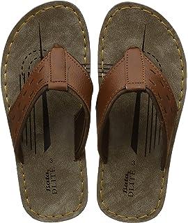 84ff2706942aa2 BATA Men s Terrance Cushion Hawaii Thong Sandals  Buy Online at Low ...