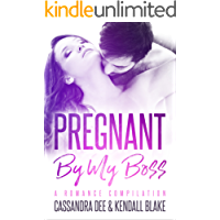 Pregnant By My Boss: A Romance Compilation
