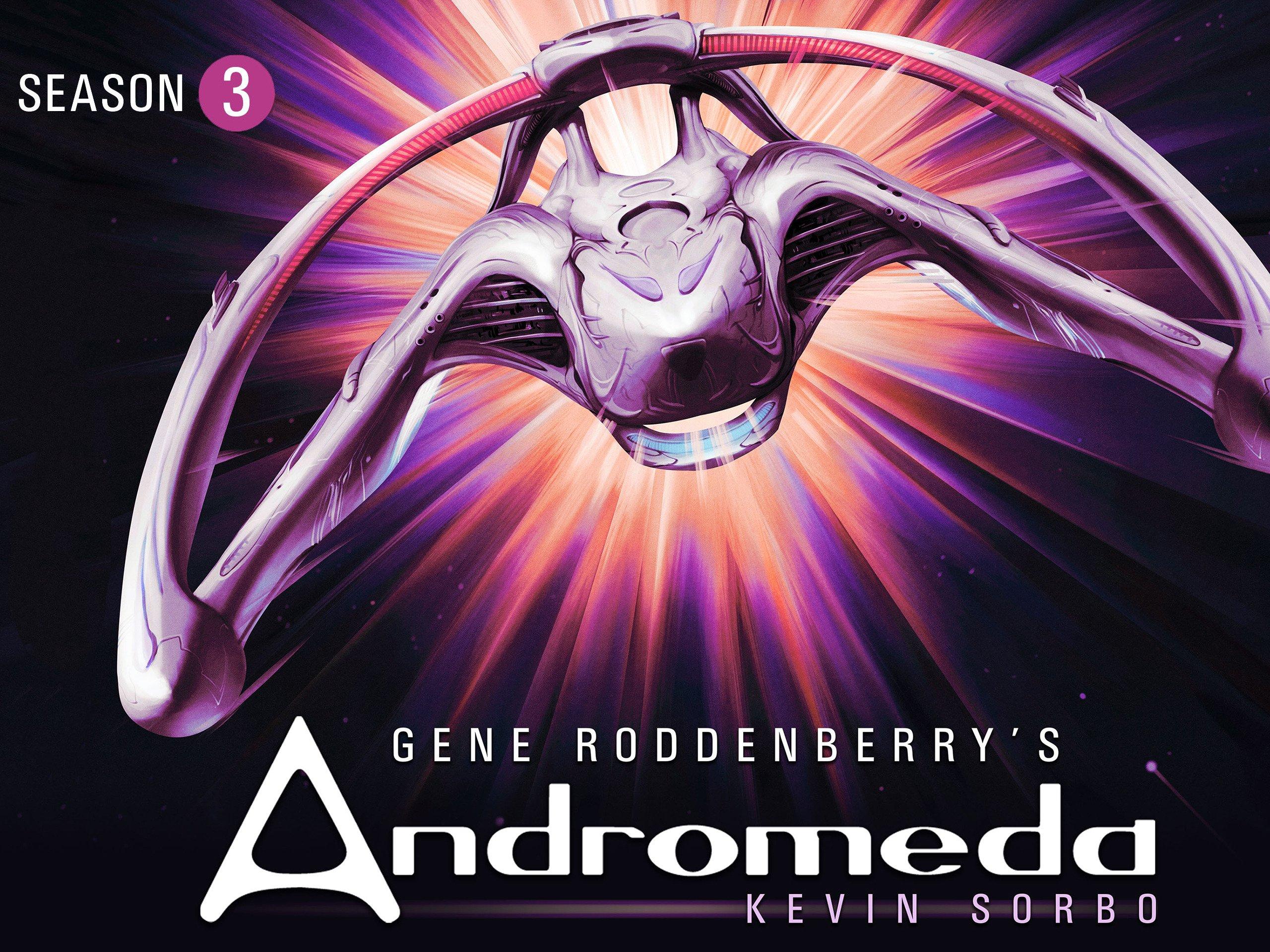 Watch Andromeda Season 3 Prime Video