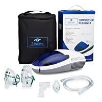 EYL Compact Piston Compressor For Asthma Includes Two Kits