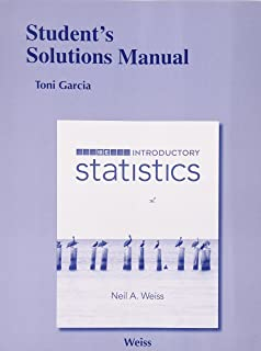 Amazon introductory statistics 10th edition 9780321989178 student solutions manual for introductory statistics fandeluxe Image collections