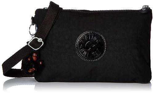 691250fdd96 Kipling Creativity X Crossbody Bag, Black: Amazon.co.uk: Shoes & Bags