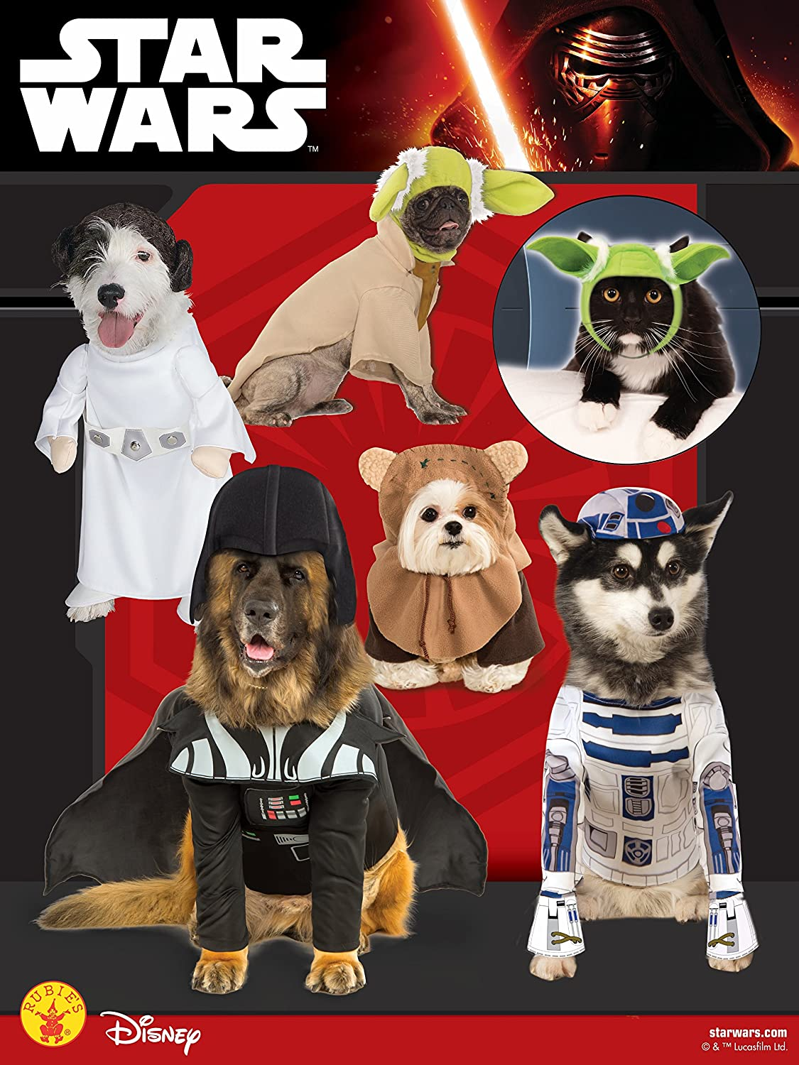 Amazon rubies star wars classic jedi robe pet costume large amazon rubies star wars classic jedi robe pet costume large pet supplies solutioingenieria Images