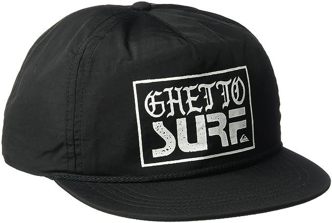 Amazon.com  Quiksilver Men s Ghetto Surf Cap Hat ede7547844da