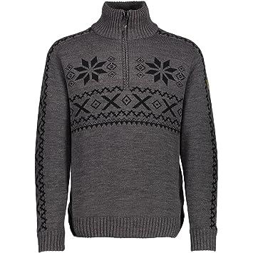 44d0b2b3c6 CMP - Jersey para Hombre Cortavientos Noruego Style - 7h87703 de u804 en  Talla 54: Amazon.es: Deportes y aire libre