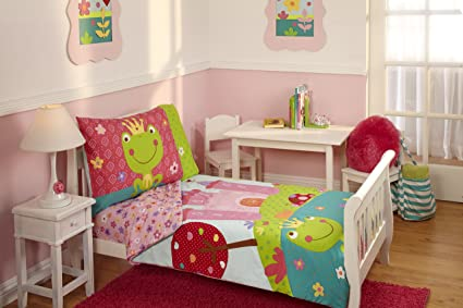 Everything Kids Toddler Bedding Set, Fairytale