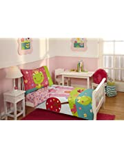 Everything Kids by NoJo Toddler Bedding Set, Fairytale