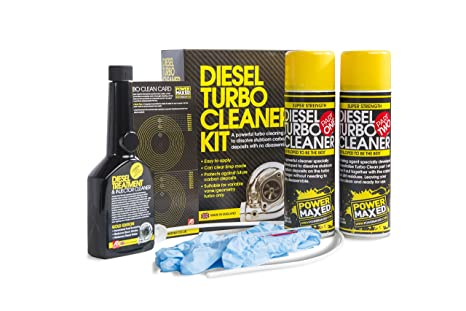 Motor Diesel Turbo limpiador y Diesel de-coke Turbo Cleaner Kit