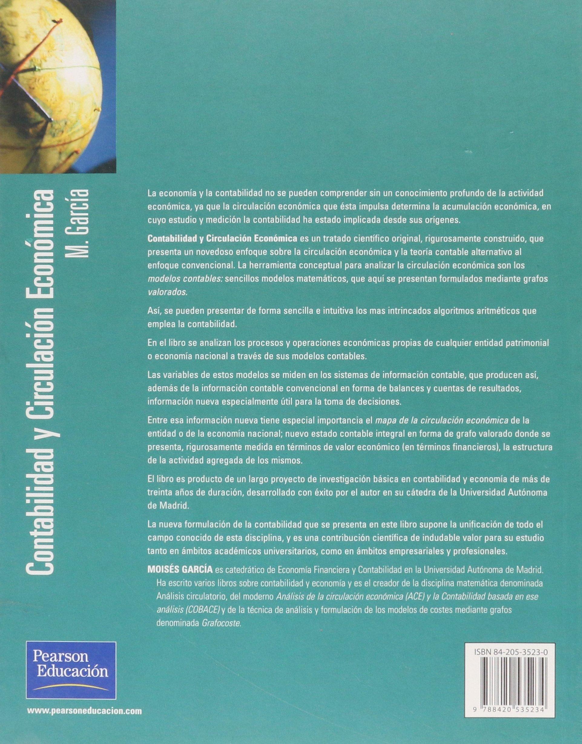 Contabilidad Y Circulacion Economica Ph 9788420535234