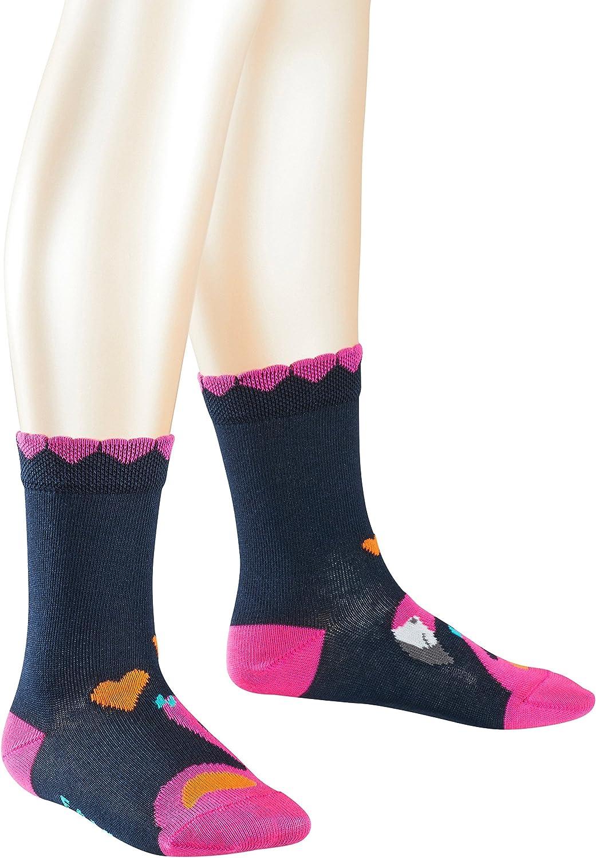 FALKE M/ädchen Flamingo Love Socken