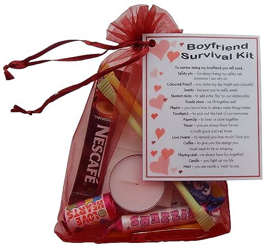 Kit de supervivencia para novio (gran regalo para San ...