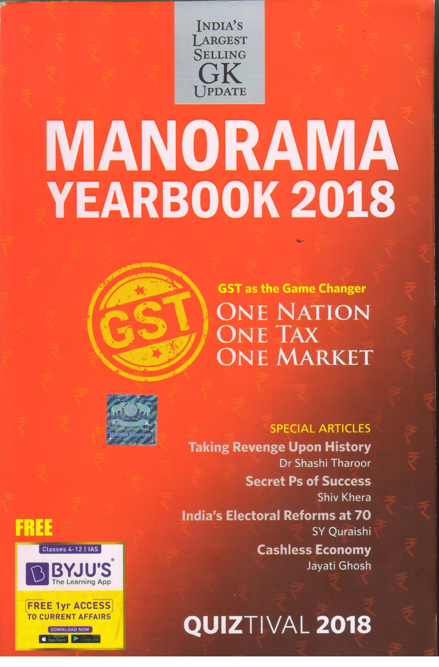 Manorama Year Book 2011