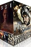 The Savage Series Boxed Set (Books 1-3): New Adult Dark Paranormal/Sci-fi Romance