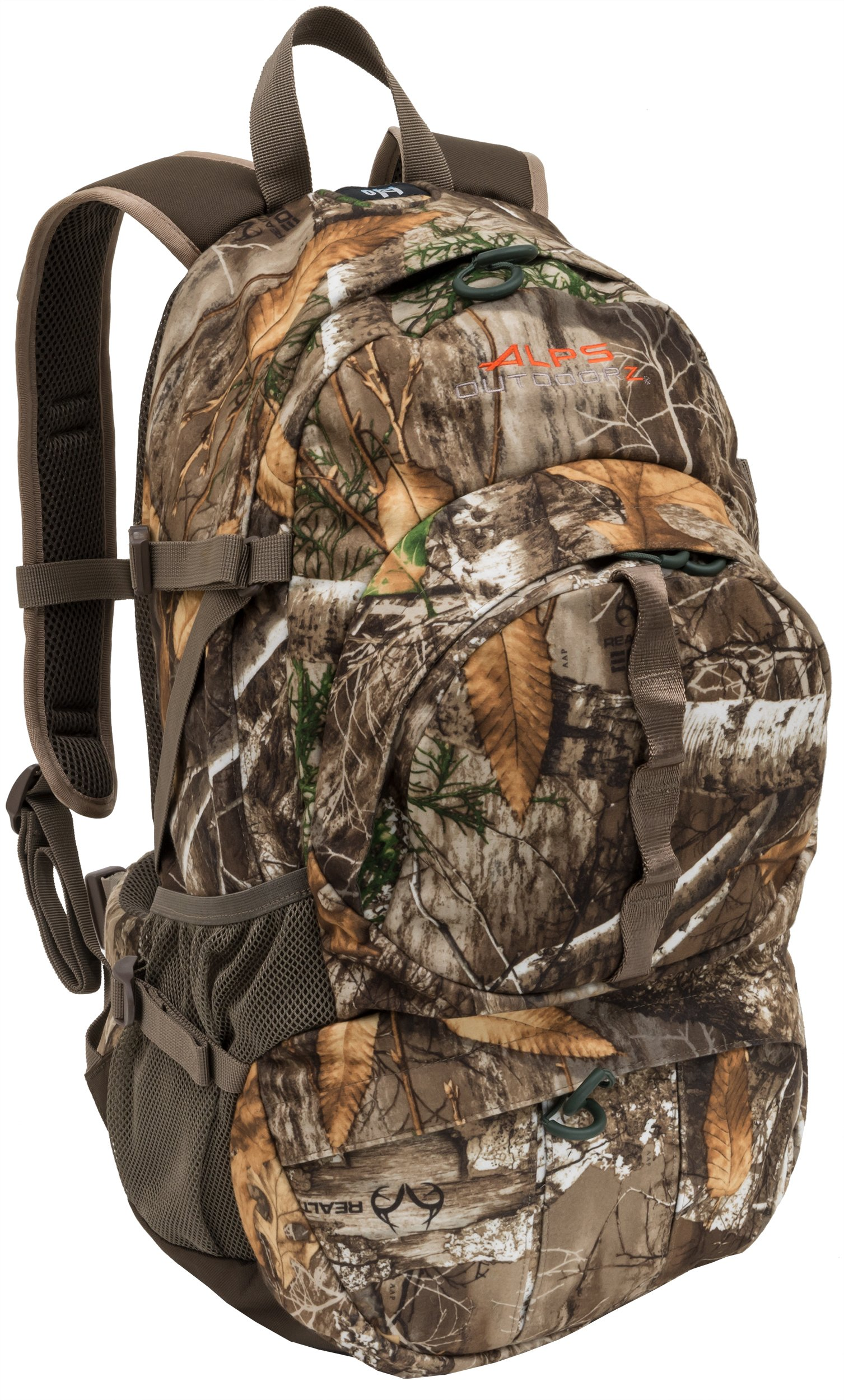ALPS OutdoorZ Dark Timber Hunting Day Pack, Realtree Edge by ALPS OutdoorZ
