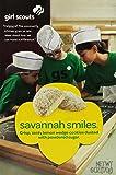 Girl Scout Cookies * Savannah Smiles * Crunchy Lemon Cookies Dusted In Powder Sugar - 1 Box of 28 Cookies