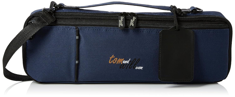 Tom & Will 33FCC Flute Case Cover - Navy Blue Tomandwill 33FCC-640