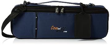 Tomandwill 33FCC-640 - Funda para flauta travesera, color azul