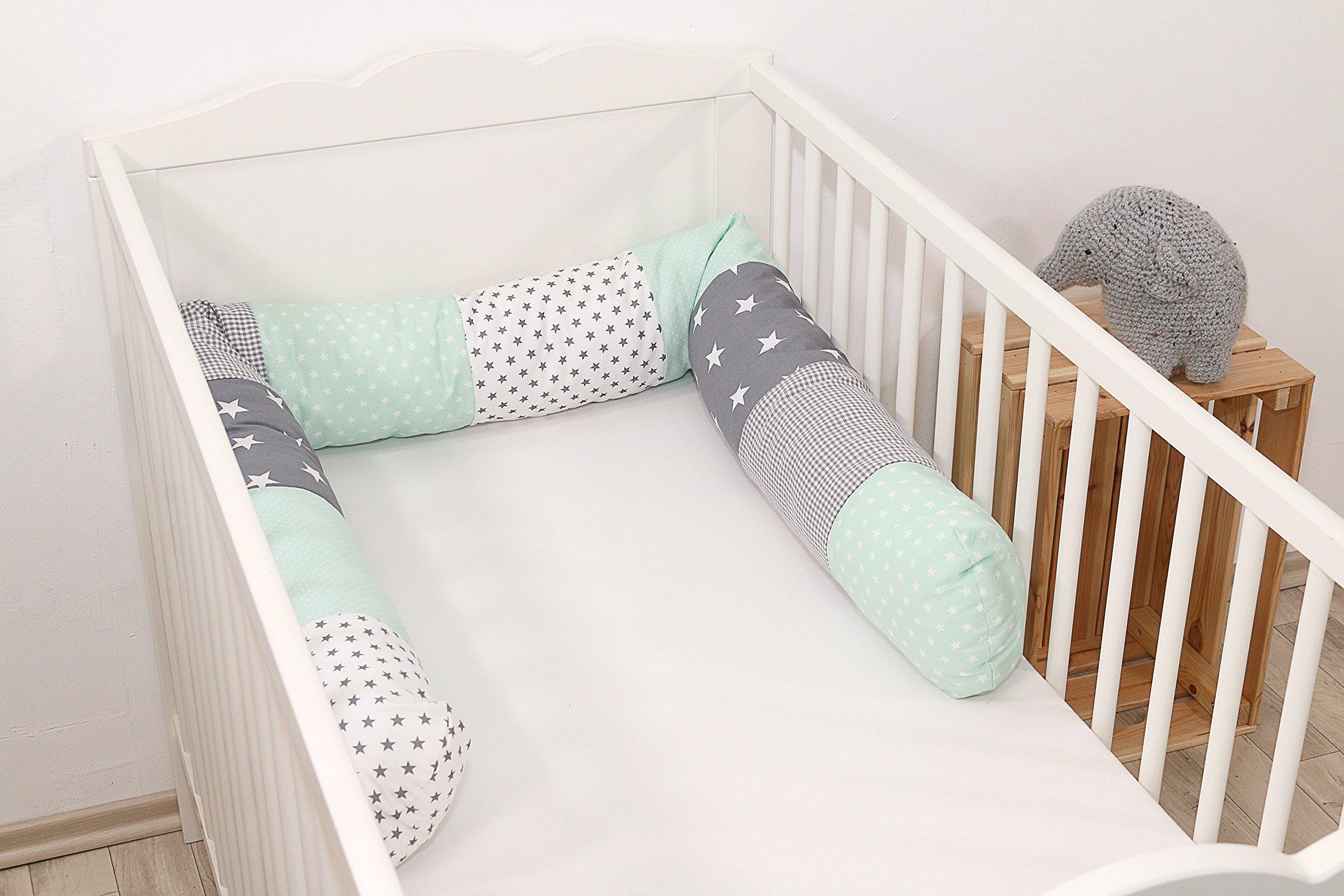 Mejor valorados en Protectores para cunas y camas de bebé ...