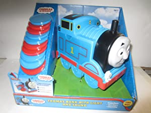 Thomas & Friends No.1 Thomas Bank with Light and Sound