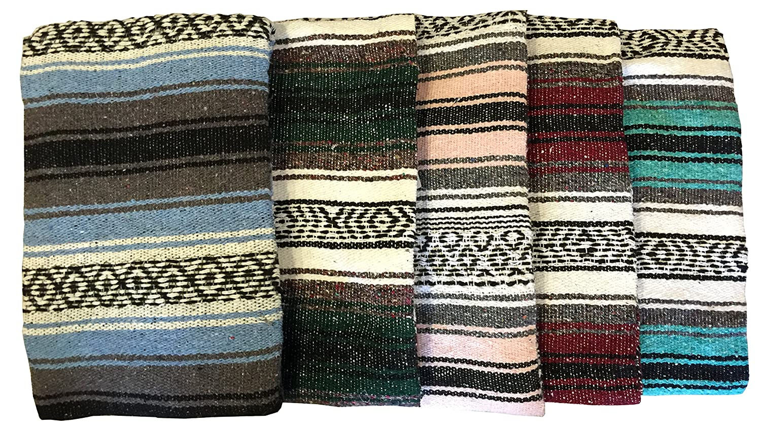 Hand Woven Mexican Blanket