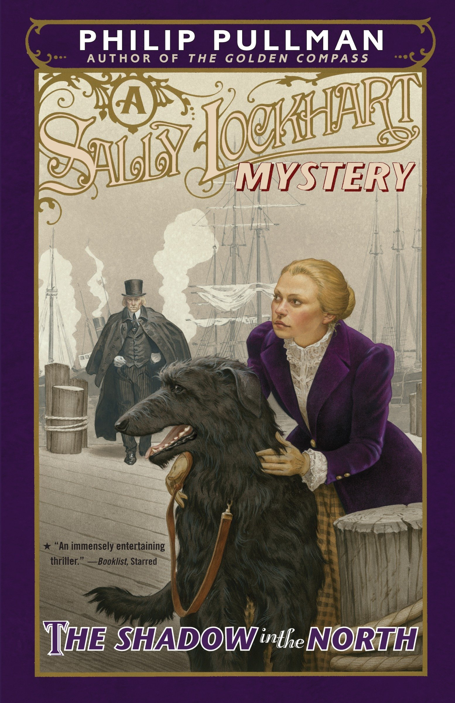 Amazon.com: The Shadow in the North: A Sally Lockhart Mystery  (9780375845154): Philip Pullman: Books