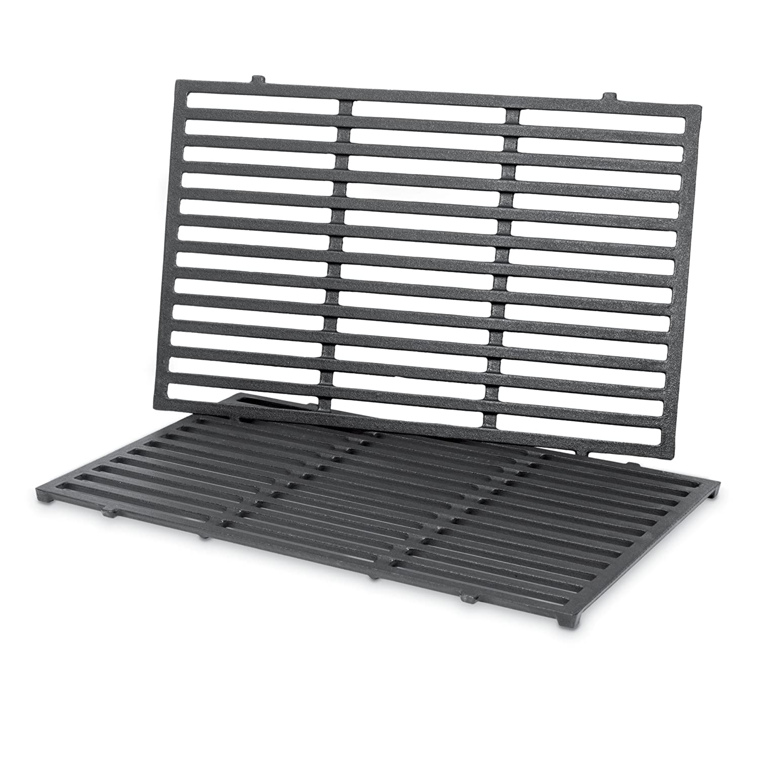 Weber 7524 Porcelain-Enameled Cast-Iron Cooking Grates (19.5 x 12.9 x 0.5)