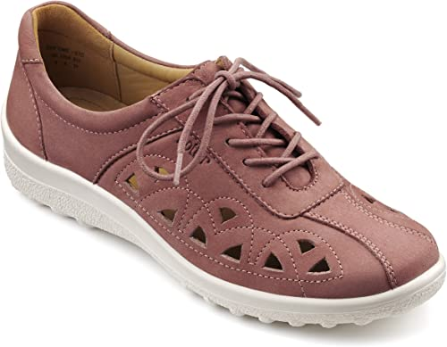 Hotter Womens Daytime Shoe 8 UK Pink