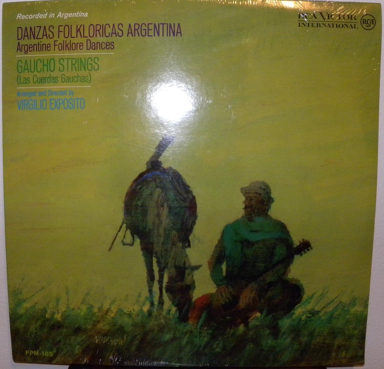 Virgilio Exposito, Gaucho Strings - Danzas Folkloricas Argentina Gaucho Strings Virgilio Exposito - Amazon.com Music