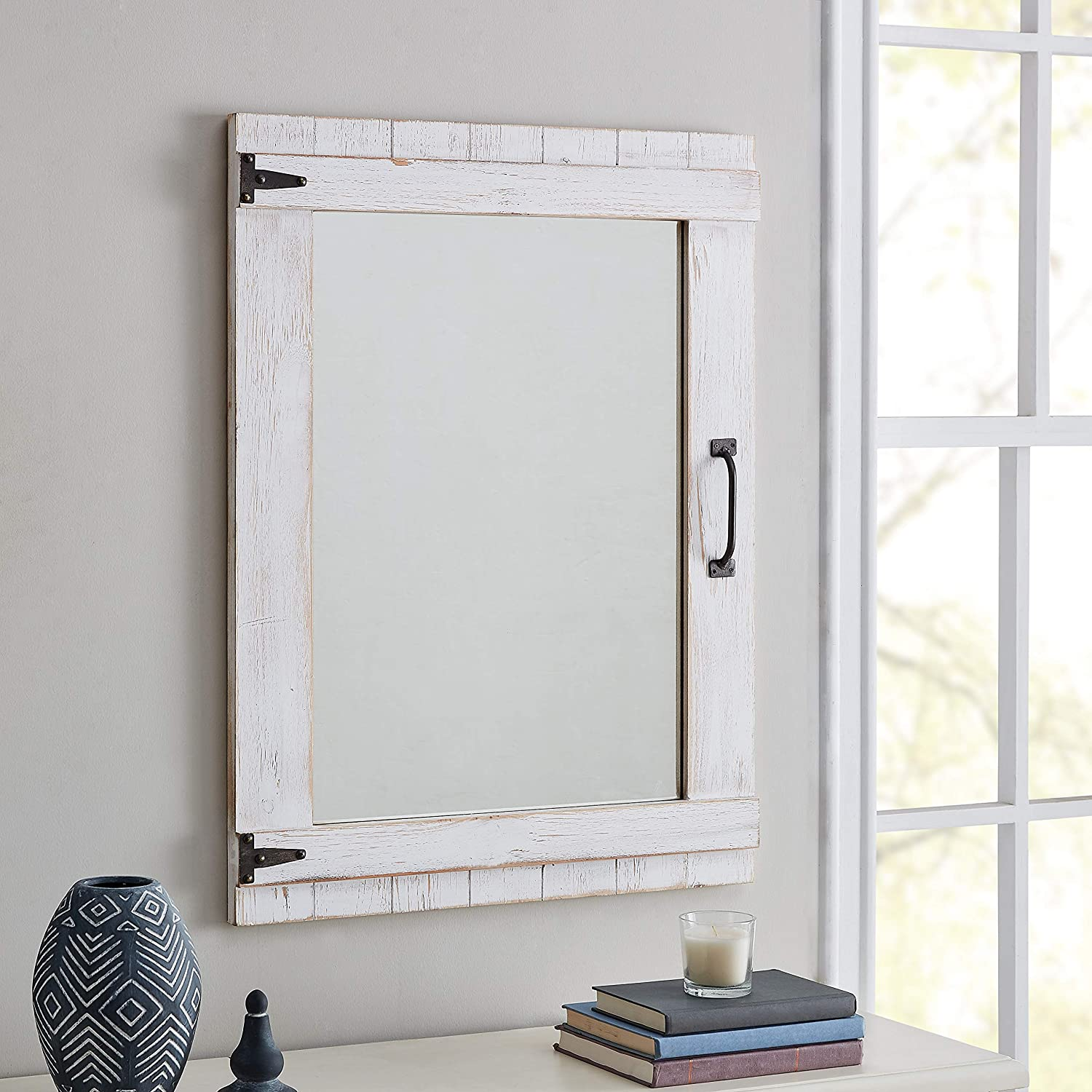 FirsTime & Co. Cottage Door Wall Mirror