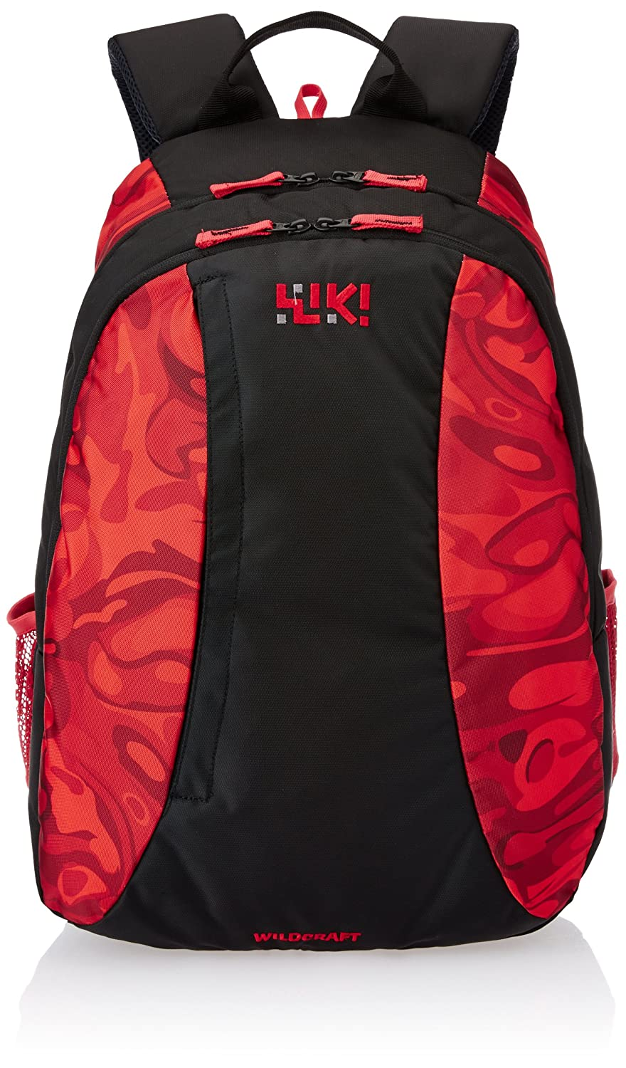Wildcraft 33 ltrs Red Casual Backpack (8903338054122)