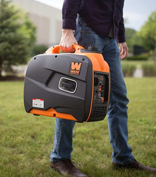 WEN 56200i Super Quiet- Portable Inverter Generator