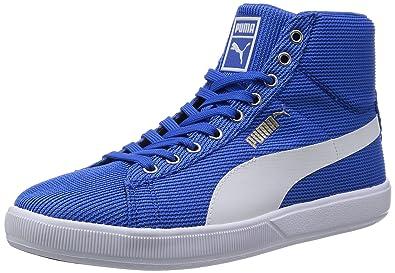 3f2880507e67 PUMA Archive Lite Mid Mesh Mens Sneakers Shoes-Blue-4.5