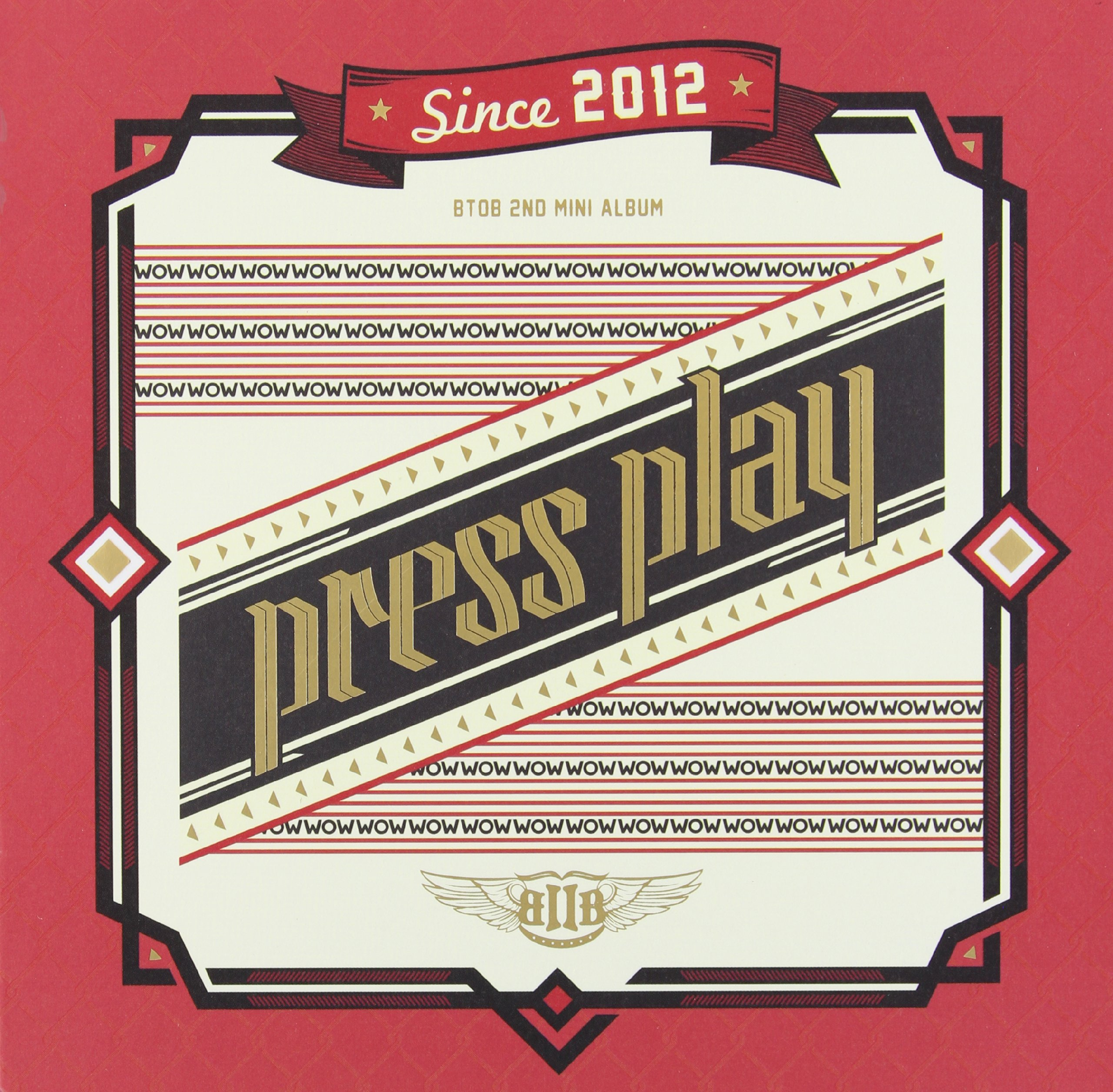 Press Play by Universal Mus Korea