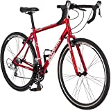 Schwinn Men's Axios CX 700c Drop Bar Bicycle, Red, 18-Inch Frame